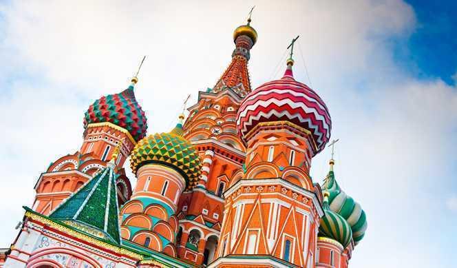 Joyaux de Russie de Saint-Pétersbourg à Moscou avec Rivages du Monde