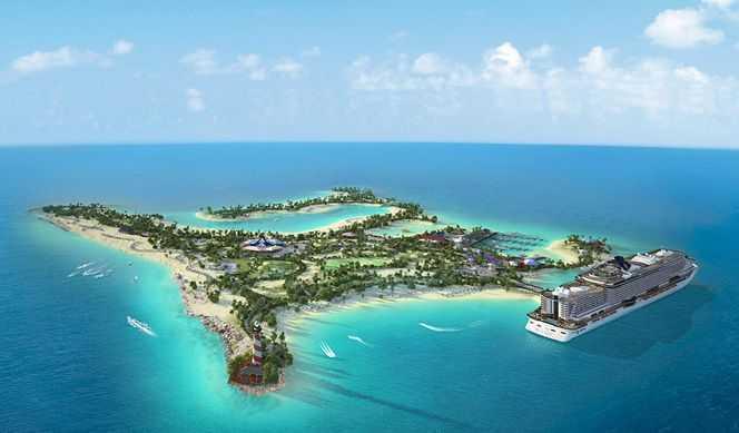 États-Unis, Porto Rico, Bahamas, Mexique... avec MSC Croisières