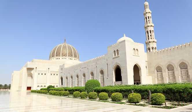 Jour 81 : Muscat