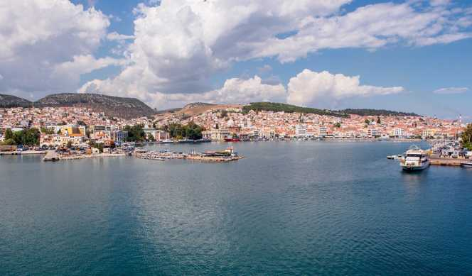 Jour 128 : Mytilene