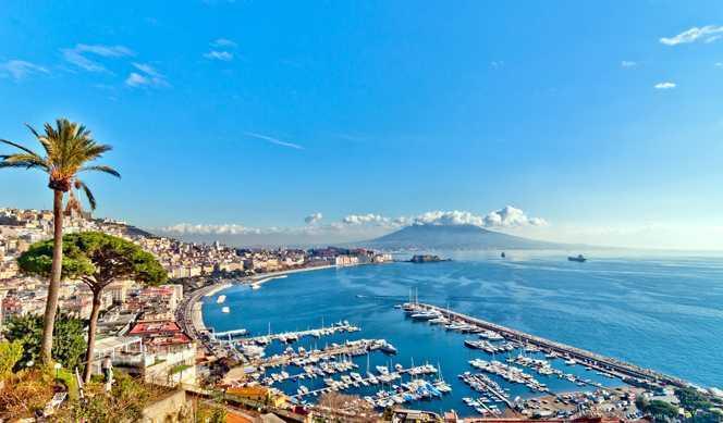 Jour 3 : Naples