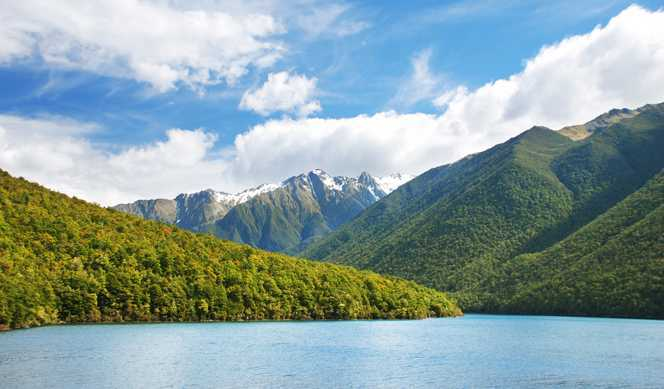 Nouvelle-Zélande, Australie avec Azamara