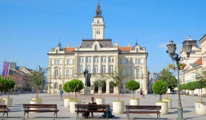 Jour 3 : Novi Sad
