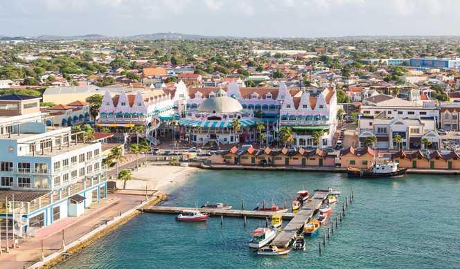 Jour 8 : Oranjestad