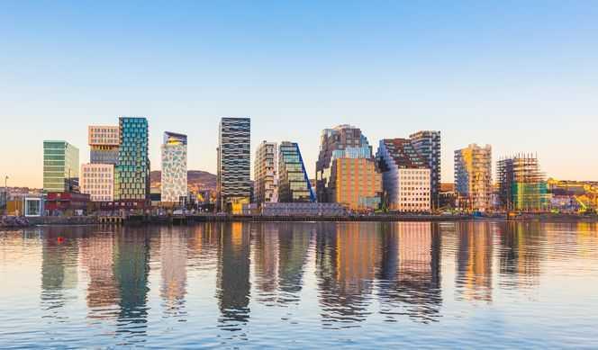 Danemark, Estonie, Russie, Allemagne, Norvège avec Norwegian Cruise Line