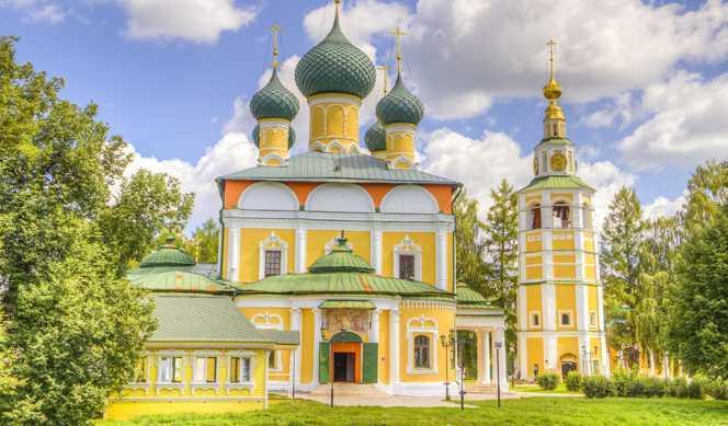 De la Volga à la Néva, de Moscou à Saint-Petersbourg avec Croisivoyage