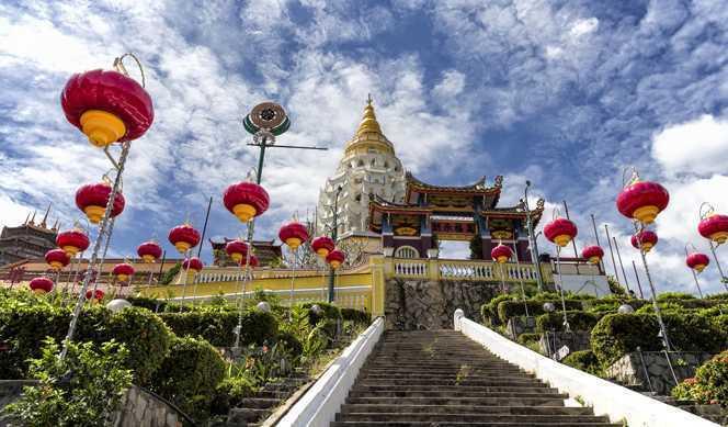 Sri Lanka, Inde, Thaïlande, Malaisie avec Ponant