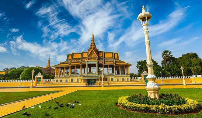 Jour 6 : Phnom Penh