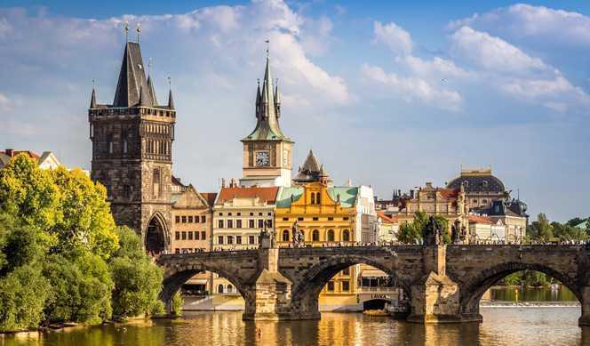 Jour 8 : Prague