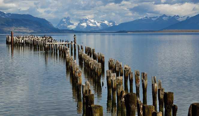 Patagonie, Fjords Chiliens et Antarctique avec Hurtigruten