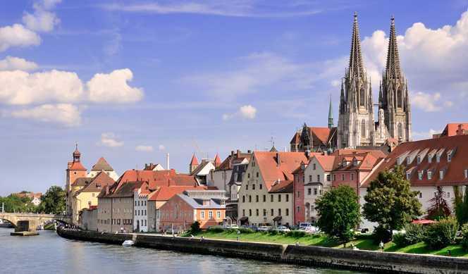 La route romantique en croisière du Danube au Rhin avec Croisieurope