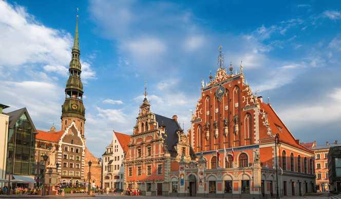 Danemark, Finlande, Estonie, Russie, Lettonie avec Royal Caribbean
