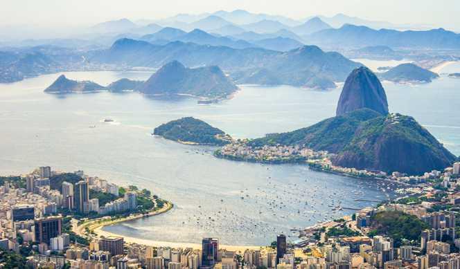 Brésil, Portugal, Espagne, Royaume-Uni, France avec MSC Croisières