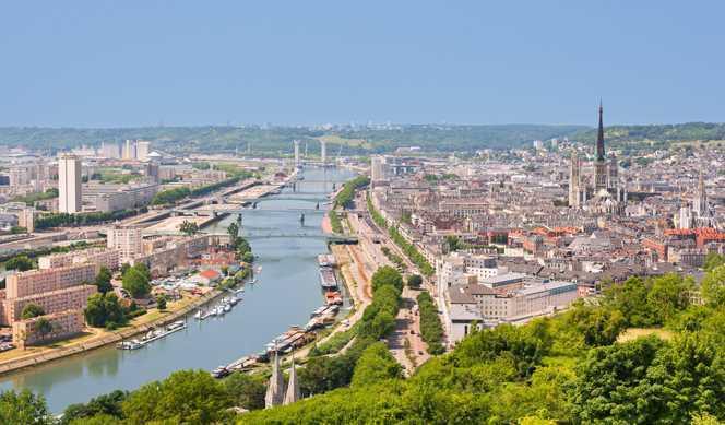Jour 6 : Rouen