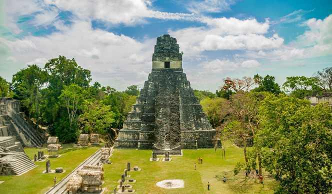 Bélize et Trésors Mayas avec Ponant