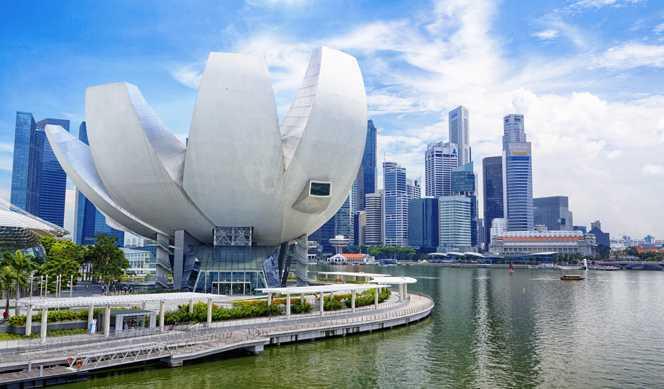 Jour 94 : Singapour