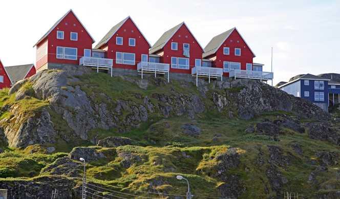 Groenland, Canada, États-Unis avec Ponant