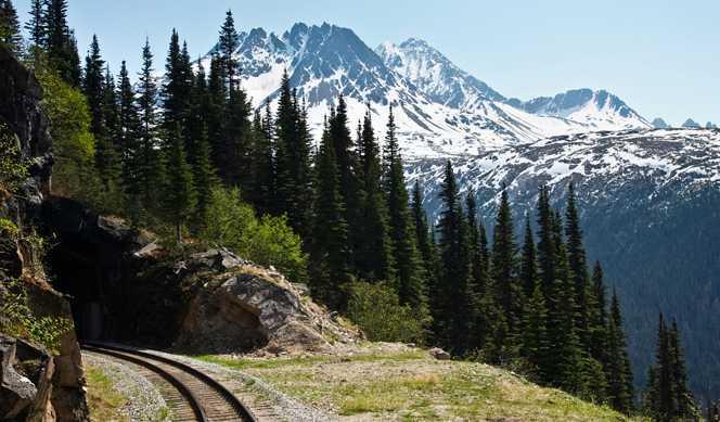 Alaska avec Ponant