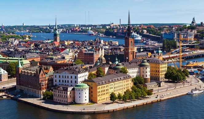 Suède, Estonie, Russie, Finlande, Allemagne avec Azamara