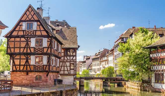 Jour 2 : Strasbourg