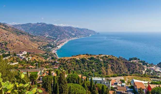 Jour 6 : Taormine