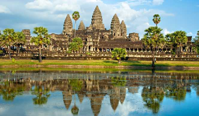 Jour 10 : Temples D'Angkor