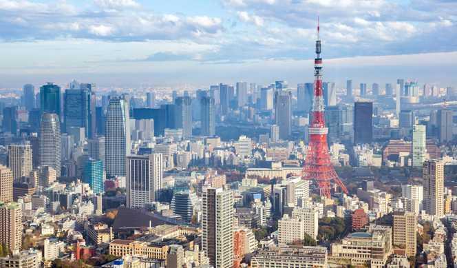 Jour 77 : Tokyo