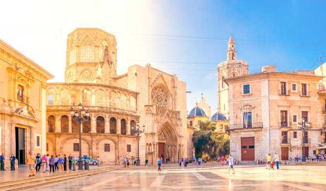 Jour 17 : Valence