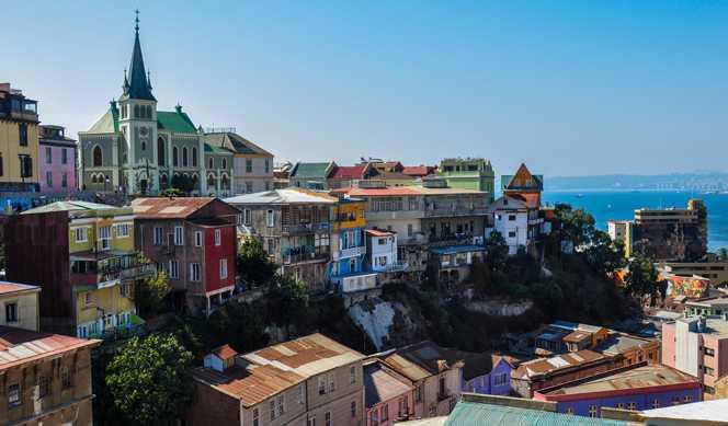 Jour 36 : Valparaiso