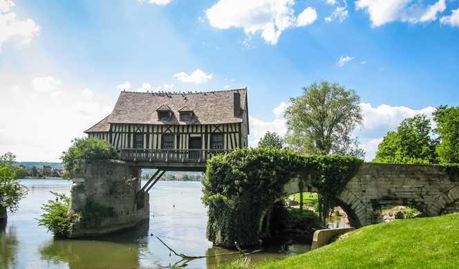 La vallée de la Seine avec Croisieurope