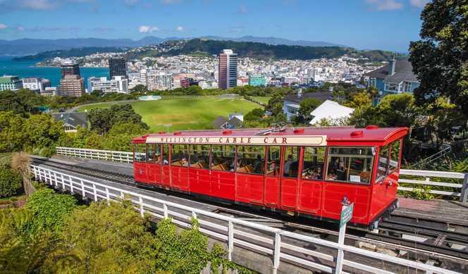 Jour 66 : Wellington