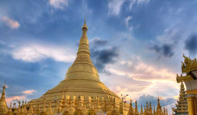 Jour 14 : Yangon