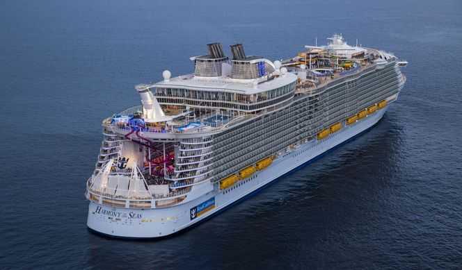 Espagne, États-Unis avec Royal Caribbean