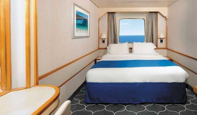 2 lits bas ou 1 grand lit, salle de bain privée, télévision, radio, téléphone (10-13 m²)
