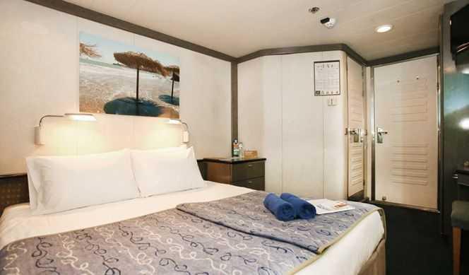 Toutes les cabines sont équipées d'une salle de bain privative, du téléphone, de la télévision et de l'air conditionné.