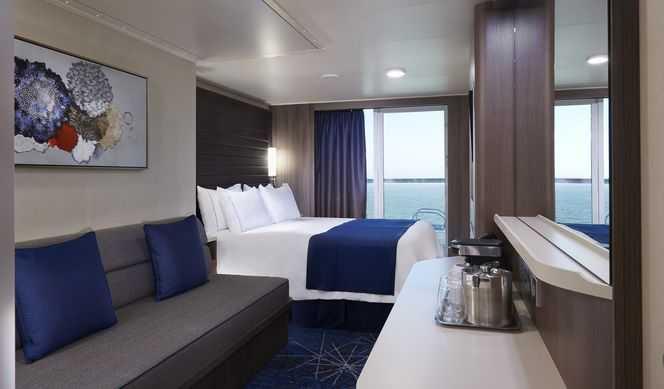 Pour un voyage à deux ou en famille, les mini-suites sont mises en valeur par des touches raffinées.