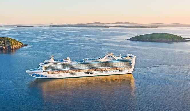 Caraïbes de l'Est avec Princess Cruises