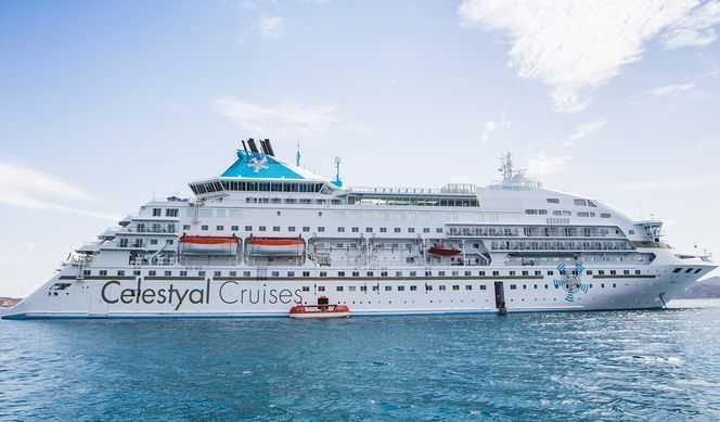 L'Idyllique Mer Egée avec Celestyal Cruises