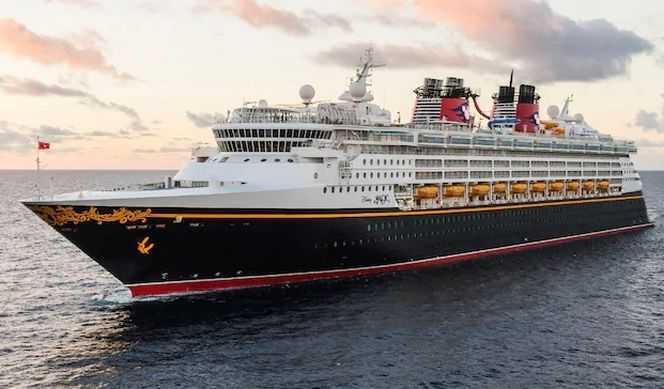 Danemark, Norvège, Islande, Royaume-Uni avec Disney Cruise Line