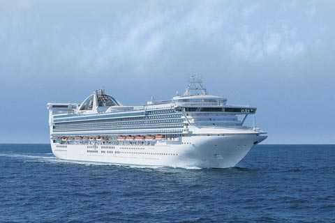 De Vancouver à Sydney avec Princess Cruises