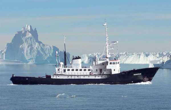 La Grande Croisière Polaire Spitzberg et Groenland avec Grands Espaces