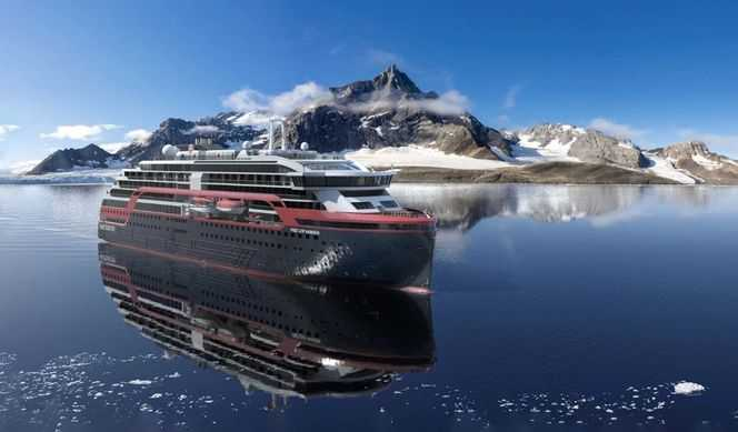 Antarctique : Exploration d'un Continent de Glace avec Hurtigruten