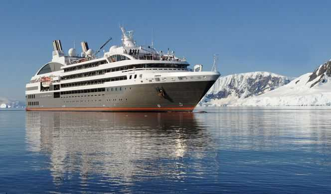 L'Antarctique Emblématique avec Ponant