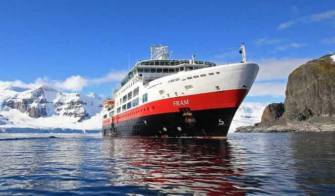 Croisière MS Fram Hurtigruten