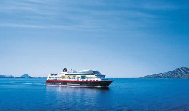 Croisiere MS Midnatsol Hurtigruten