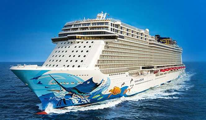 Danemark, Allemagne, Estonie, Russie, Finlande... avec Norwegian Cruise Line