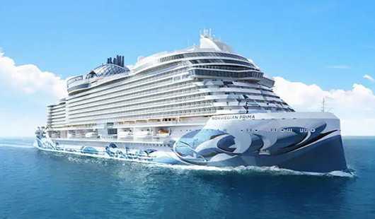 Royaume-Uni, Islande, Canada, États-Unis avec Norwegian Cruise Line
