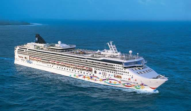 États-Unis, Canada, Irlande, France, Royaume-Uni avec Norwegian Cruise Line