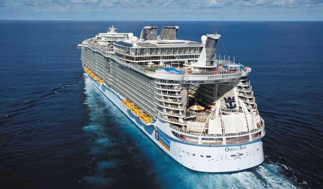 États-Unis, Haïti, Porto Rico, Îles Vierges des États-Unis, Bahamas avec Royal Caribbean