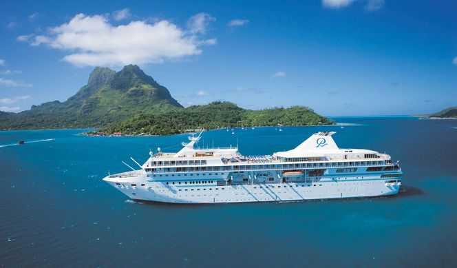 Tahiti et les Iles de la Société